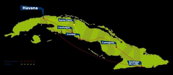Cuba Tailor Made Tour with auto rental